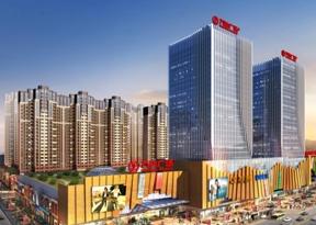 义乌万达广场项目